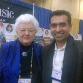 with Martha Mier