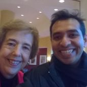 with Nelita True