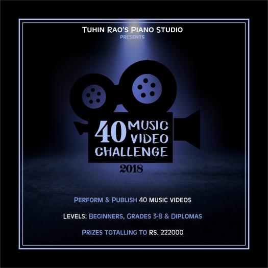 40 Music Video Challenge 2018